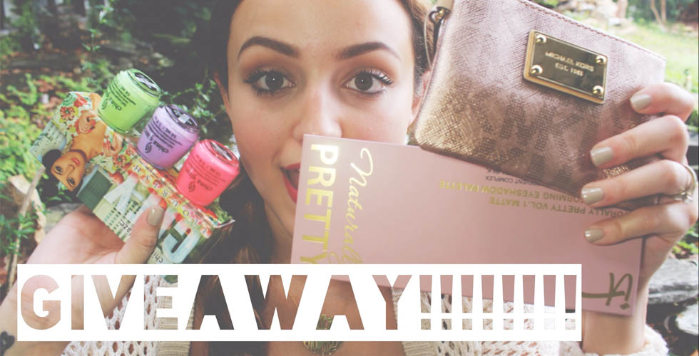 GIVEAWAY! IT COSMETICS, MICHAEL KORS & MORE!